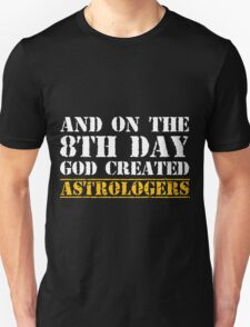 8th Day Astrologers T-shirt T-Shirt