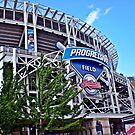 (formely known as Jacobs Field) by Rachel Counts