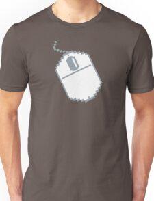 Digital computer mouse Unisex T-Shirt