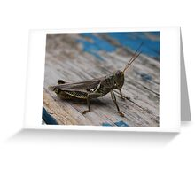 Hopper2 Greeting Card