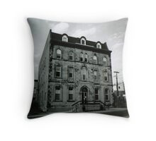 The Royal Hotel Throw Pillow