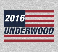 Francis Underwood For US President 2016 by jvdv91