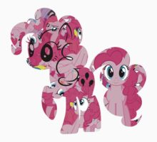 Pinkie Pie Party Baby Tee
