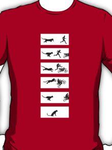 Cheetah Run T-Shirt