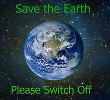 Save The Earth by Colette Diedricks