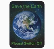 Save The Earth Kids Clothes