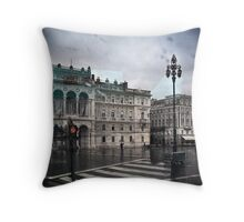 Why don't we... Throw Pillow