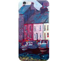 The Long Walk, Boats (Galway) iPhone Case/Skin