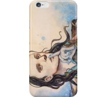 Loki's Winter Wishes iPhone Case/Skin