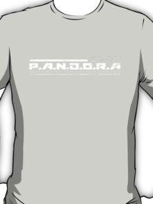 P.A.N.D.O.R.A T-Shirt