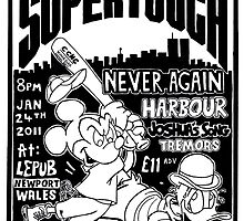 SUPERTOUCH AT LEPUB by CCHCCREW