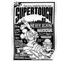 SUPERTOUCH AT LEPUB Poster