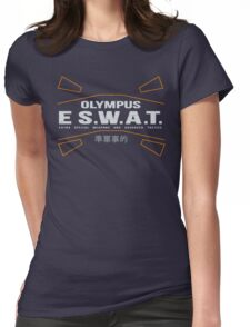 Olympus E S.W.A.T. Womens Fitted T-Shirt