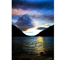 Inspiration In A Magical Landscape Photographic Print