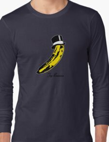Top Banana Long Sleeve T-Shirt