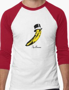 Top Banana Men's Baseball ¾ T-Shirt