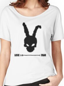Frank the rabbit Women's Relaxed Fit T-Shirt