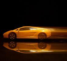 Yellow speed by Tjerk