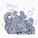 squid by Kitty Rispens
