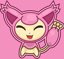 Skitty by Eat Sleep Poke Repeat