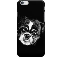 Shaved Tzu Remix iPhone Case/Skin