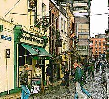 Pub Corner by hubernews