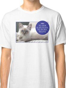 Sephé the Philosopher Classic T-Shirt
