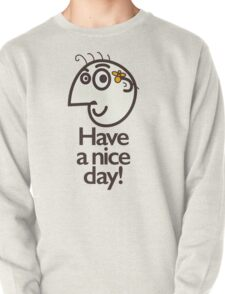 Have A Nice Day Happy Cartoon Character T-Shirt