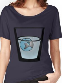 The earth is melting... Women's Relaxed Fit T-Shirt