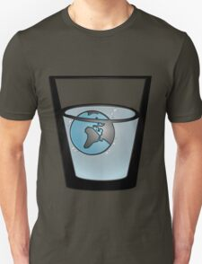 The earth is melting... T-Shirt