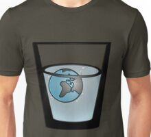 The earth is melting... Unisex T-Shirt