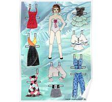 Paper Doll - Chloe Poster