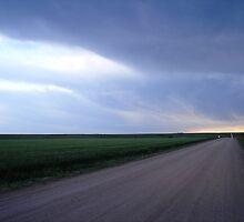western kansas sky by hubernews