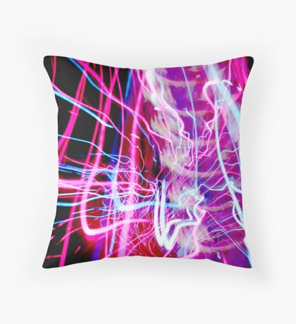 Spinal Throw Pillow