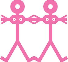 Love Women Pink Icon by theimagezone