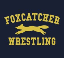 Foxcatcher Wrestling by tlamey
