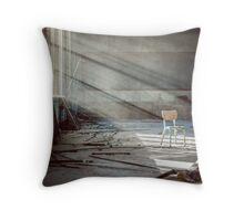 The Forgotten Throw Pillow