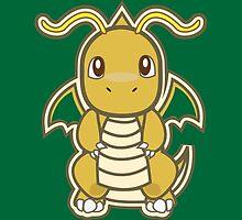 Dragonite by gizorge