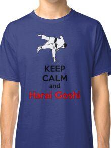 Keep Calm HARAI GOSHI! Classic T-Shirt