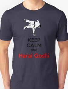 Keep Calm HARAI GOSHI! Unisex T-Shirt