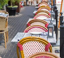 Wicker Chairs by dbvirago