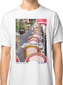 Wicker Chairs Classic T-Shirt