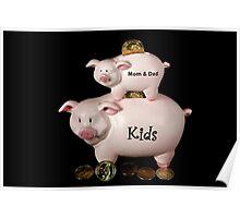 Family Finance Poster