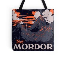Visit Mordor Tote Bag