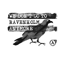 We Don't Go to Ravenholm Anymore (HL2) by vstk