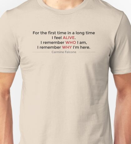Gotham Carmine Falcone Unisex T-Shirt