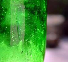 Glassy Green  by mhphotographyuk