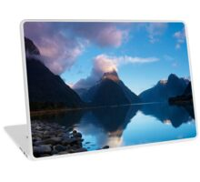 Milford Sound, New Zealand Laptop Skin