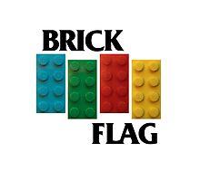 Brick Flag B by Cattleprod