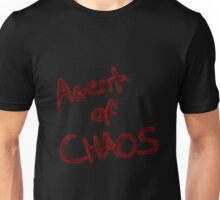 Agent Of Chaos Unisex T-Shirt